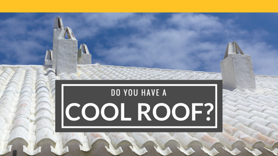 Do You Have A U0027Cool Roof?u0027