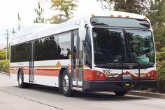 CCCTA Bus Service