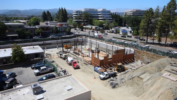 Construction of 1500 N California Blvd. – Mixed Use Development
