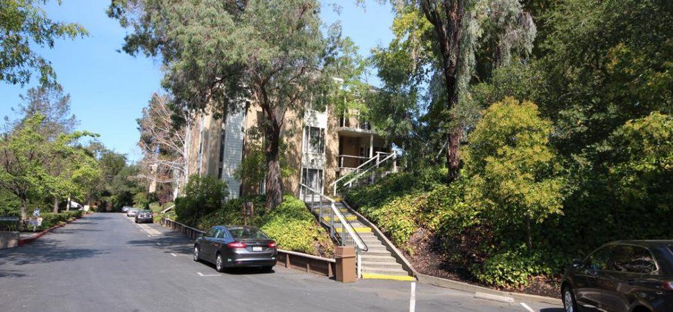 Entrance to Quail Court Office Park