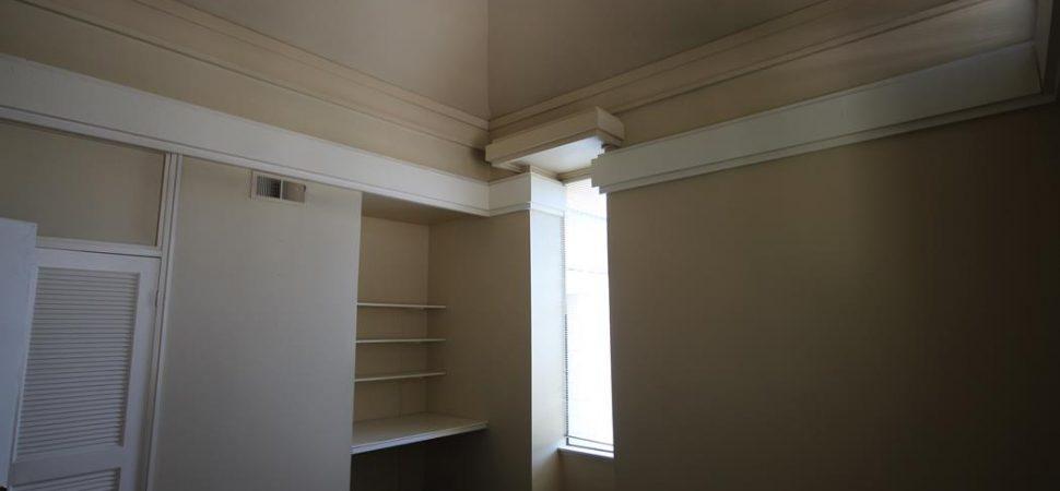 Bldg. 33 - Vaulted Ceilings