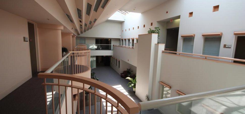 Bldg. 43 - Atrium